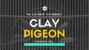 clay pigeon thrower