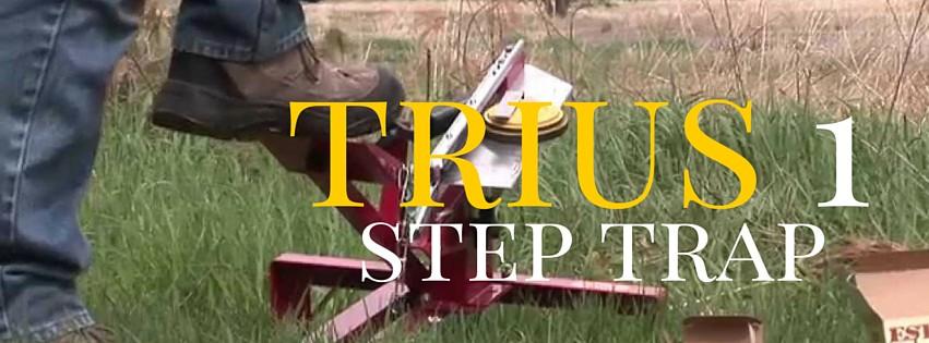 trius 1 step trap review